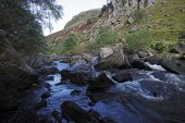 River Tywi Dinas RSPB Reserve Carmarthenshire Wales UK September 2012