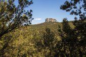 Monte Novo San Giovani Sopramonte mountain range Gennargentu National Park Sardinia Italy